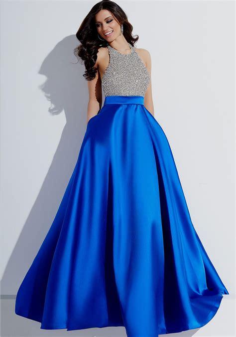 royal blue prom dresses white and royal blue prom dresses naf dresses