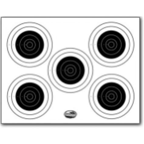 printable 22lr targets free printable targets