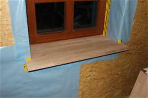 holzfensterbänke fensterbank innen selber bauen