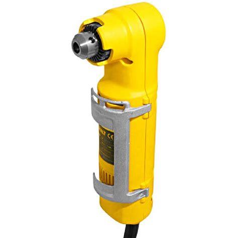 Dewalt D21160qs 10mm Right Angle Drill 220v