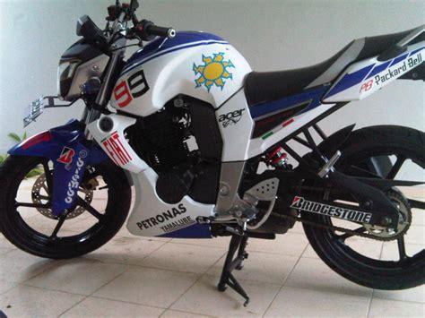 foto modifikasi sepeda motor new foto modifikasi sepeda motor yamaha byson kangjem