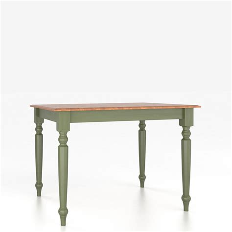 canadel tsq3636al f high dining classic traditional