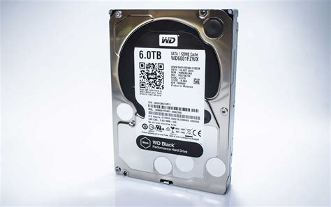 Hardisk Wd Black 1 harddisk wd black 6tb review