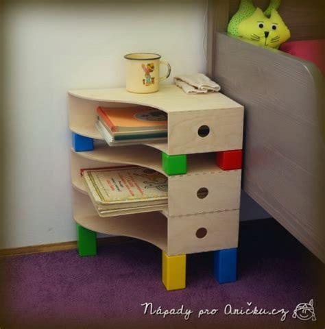 Wandlen Kinderzimmer by Nachtkastje Tijdschriftenhouders