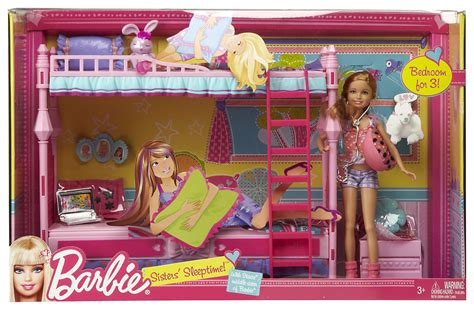 barbie sisters bunk bed bunk beds with skipper barbie doll pictures to pin on