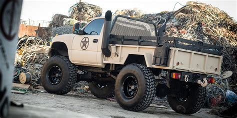 military truck bed truck for a buck yes please check out this 06 that you
