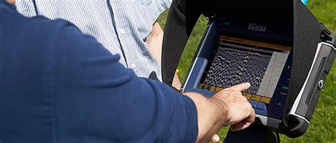 expert design solutions nashua nh ground penetrating radar data acquisition unit sir 4000