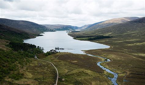 loch choire country life