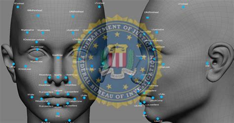 shock report fbi s recognition database contains