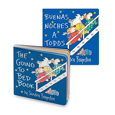 going to bed book going to bed book english and spanish versions buybuy baby