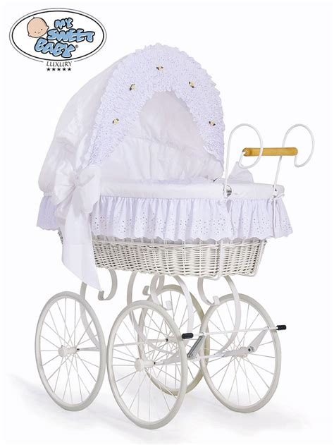 Baby Nest Retro Gris 16 best berceau osier images on baby rooms