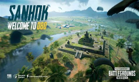pubg mobile update pubg mobile update time tencent reveal sanhok 0 8 release