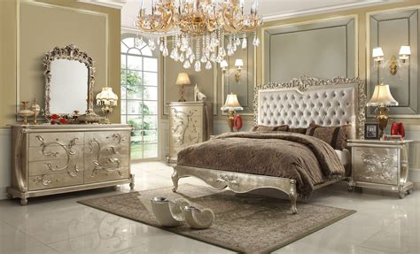 royal bedroom furniture 5pc homey design hd 13005 royal palace bedroom set