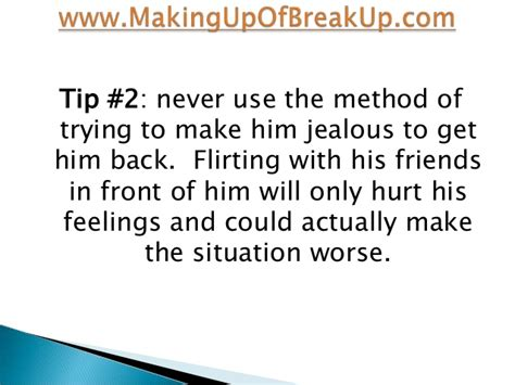 Flirting Tips To Make Him Notice You 2 by 3 Tips For Getting Your Ex Back Fast And 2 Things To Avoid