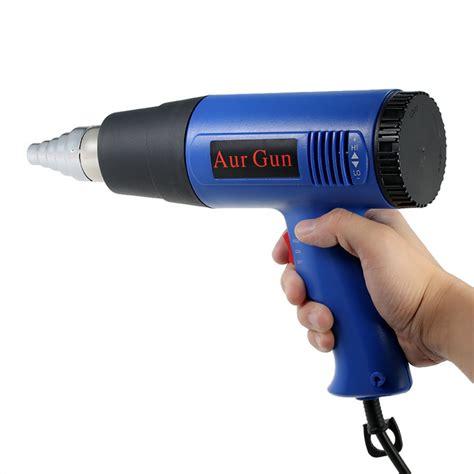 Hair Dryer As Heat Gun 1800w industrial hair dryer fast heating air gun