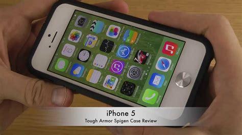 Best New Tough Armor Sgp Spigen Iphone 66s Diskon iphone 5 tough armor spigen review