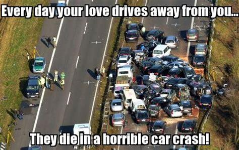 Car Crash Meme - car crash love meme slapcaption com the best of