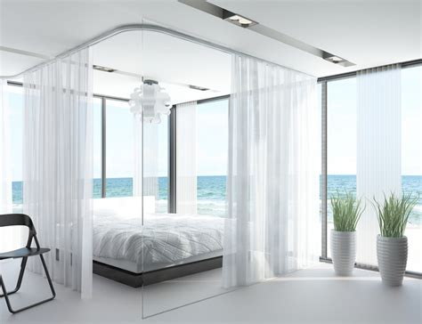 bed screen curtain 57 romantic bedroom ideas design decorating pictures