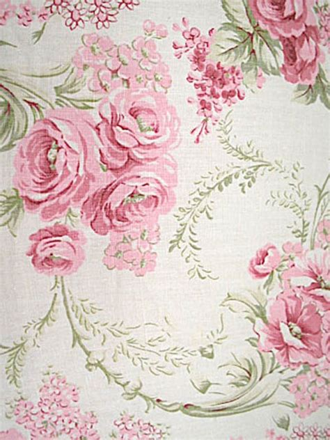 love old rose print fabrics and wallpapers my favorite