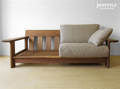 couch with wooden frame best 25 wooden sofa ideas on pinterest wooden sofa set