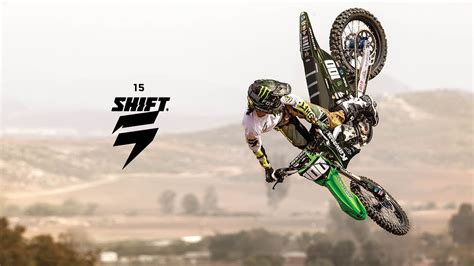 shift motocross gear shift mx deploys 2015