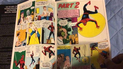 the amazing spider man omnibus 1302904086 amazing spider man vol 1 omnibus review youtube