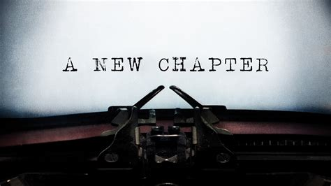 A New Chapter and so it begins the adventures of ilex