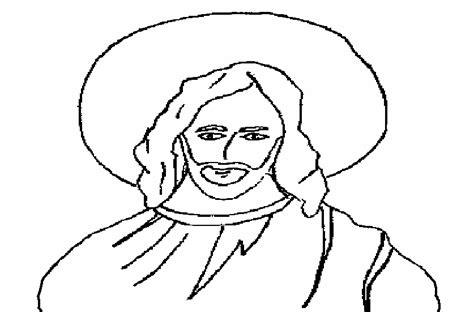 coloring pages of jesus and god god jesus coloring printable page for kids