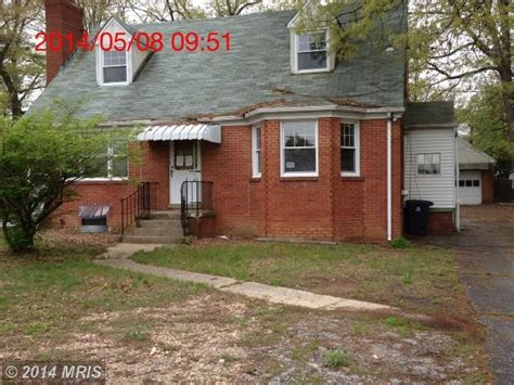 district heights maryland reo homes foreclosures in