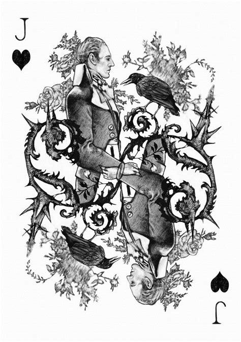 jack of spades tattoo playing cards by kylestephenhudson jack of hearts