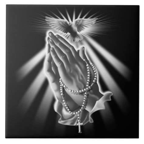 Best 25 Praying Hands With Rosary Ideas On Pinterest Praying With Rosary And Cross