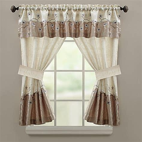 croscill window curtains croscill magnolia bath window curtain valance bed bath