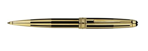 Montblanc Gold Black by Nrh Categories Books Stationery Stationery Pens