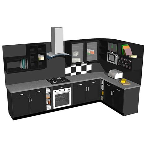 mobile kitchen island 3d model formfonts 3d models kitchen models 21 cool small kitchen design ideas kitchen