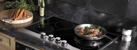 induction vs radiant cooktop viking smooth top range