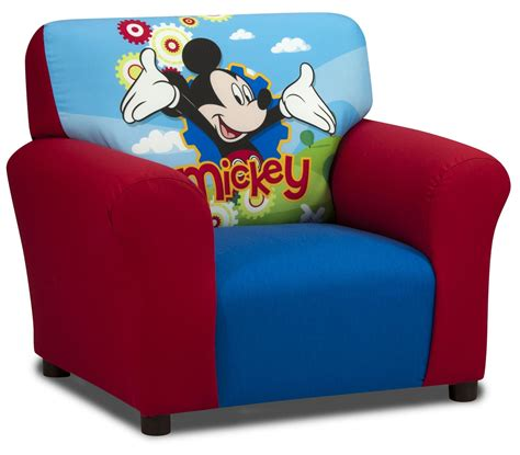Mickey Mouse Clubhouse Furniture by Disney Mickey Mouse Club Chair From Kidz World 1961 1