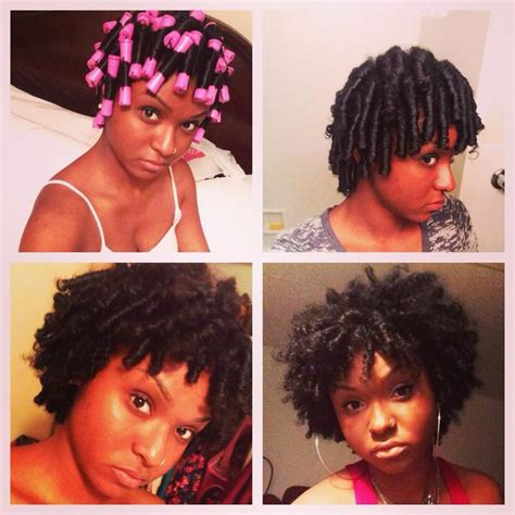 perm rod hair styles on natural hair 24 best images about perm rods on natural hair on