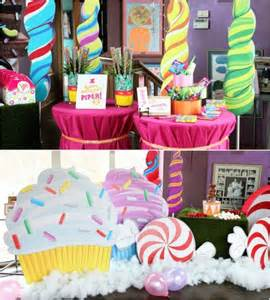 candyland birthday candyland decorations to
