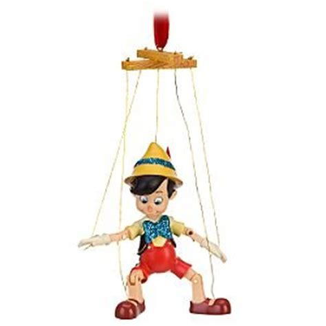 amazon com raiders ornaments disney marionette pinocchio ornament home kitchen