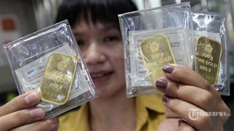 Emas Batang 2 Gr Investasi Di Emas Batangan Logam Mulia Antam Logam