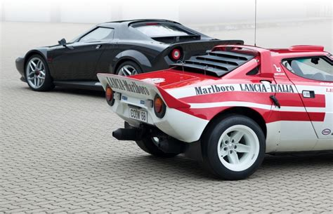 Lancia New Stratos New Lancia Stratos Cancelled Alpine Sports Car Possible