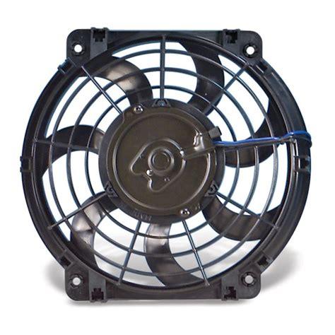 flex a lite electric fan flex a lite 10 quot s blade electric fan reversible 775