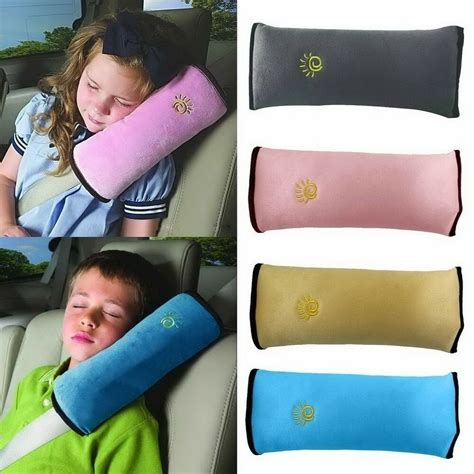 car seat pillow for toddlers headrest neck support pillow shoulder cushion sleep