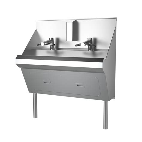 dyson sink with dryer basin mounted trough sink featuring dyson airblade tap