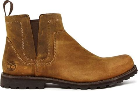 Timberland Tbl14108jstb 03 Original timberland earthkeepers original pullon boots in brown for lyst
