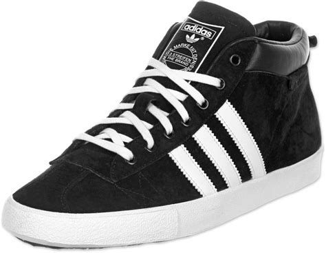 adidas gazelle 50s mid shoes black white