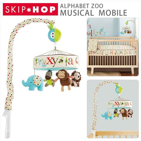Skiphop Treetop Friends Crib Musical Mobile 17 best images about skip hop alphabet zoo on pull alphabet and toys