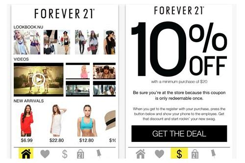 coupon codes for forever 21 february 2018