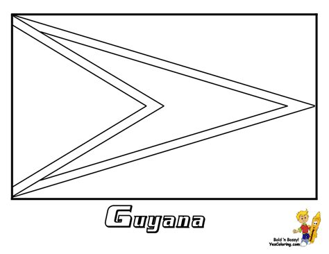 free coloring pages of flag of ghana free flag of ghana coloring pages