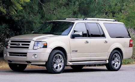 2007 ford expedition el limited 4x4 short take road test